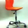 Лабораторный стул из пластика